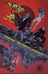 Cover Thumbnail for Planetary / JLA: Terra Occulta (DC, 2002 series) #1