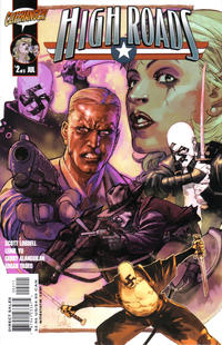 Cover Thumbnail for High Roads (DC, 2002 series) #2