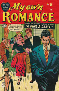 Cover Thumbnail for My Own Romance (Marvel, 1949 series) #28