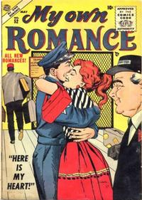 Cover Thumbnail for My Own Romance (Marvel, 1949 series) #52