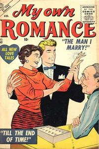 Cover Thumbnail for My Own Romance (Marvel, 1949 series) #53
