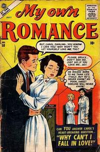 Cover Thumbnail for My Own Romance (Marvel, 1949 series) #58
