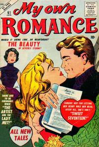 Cover Thumbnail for My Own Romance (Marvel, 1949 series) #61