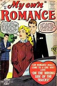 Cover Thumbnail for My Own Romance (Marvel, 1949 series) #63