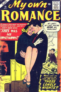 Cover Thumbnail for My Own Romance (Marvel, 1949 series) #70