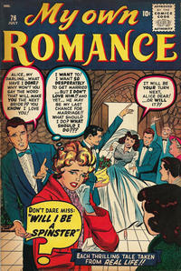 Cover Thumbnail for My Own Romance (Marvel, 1949 series) #76