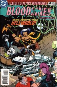 Cover Thumbnail for L.E.G.I.O.N. '93 Annual (DC, 1993 series) #4