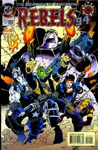 Cover Thumbnail for R.E.B.E.L.S. '94 (DC, 1994 series) #0 [Direct Sales]
