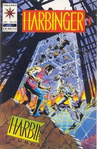 Cover Thumbnail for Harbinger (Acclaim / Valiant, 1992 series) #25
