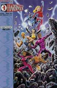 Cover Thumbnail for Harbinger (Acclaim / Valiant, 1992 series) #37
