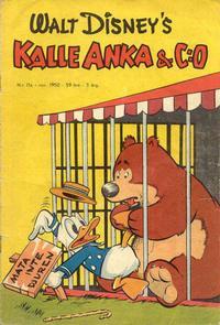 Cover Thumbnail for Kalle Anka & C:o (Richters Förlag AB, 1948 series) #11a/1950