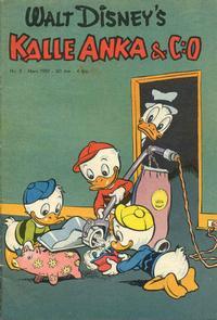 Cover Thumbnail for Kalle Anka & C:o (Richters Förlag AB, 1948 series) #3/1951