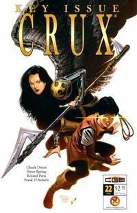 Cover Thumbnail for Crux (CrossGen, 2001 series) #22
