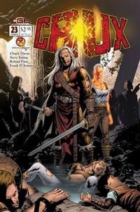 Cover Thumbnail for Crux (CrossGen, 2001 series) #23