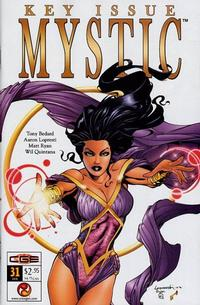 Cover Thumbnail for Mystic (CrossGen, 2000 series) #31