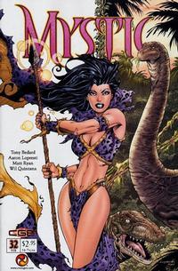 Cover Thumbnail for Mystic (CrossGen, 2000 series) #32