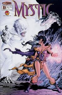 Cover Thumbnail for Mystic (CrossGen, 2000 series) #33