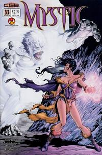 Cover Thumbnail for Mystic (CrossGen, 2000 series) #33