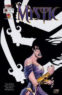 Cover Thumbnail for Mystic (CrossGen, 2000 series) #34