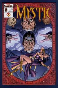 Cover Thumbnail for Mystic (CrossGen, 2000 series) #35