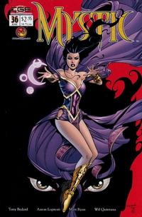 Cover Thumbnail for Mystic (CrossGen, 2000 series) #36