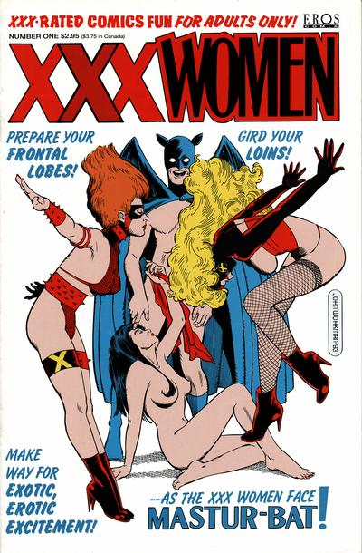 Cover for XXX Women (Fantagraphics, 1993 series) #1