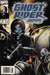 Cover Thumbnail for Ghost Rider 2099 (1994 series) #2 [Newsstand]