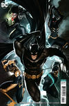 Cover for Batman and the Outsiders (DC, 2019 series) #1 [Stjepan Šejić Cover]