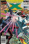 Cover for X-Factor Annual (Marvel, 1986 series) #5 [Newsstand]