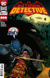 Cover for Detective Comics (DC, 2011 series) #1003