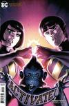 Cover for Wonder Twins (DC, 2019 series) #4 [Rafael Albuquerque Cover]
