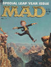 Cover for Mad (Thorpe & Porter, 1959 series) #4