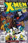 Cover for X-Men Adventures [II] (Marvel, 1994 series) #1 [Newsstand]