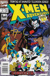 Cover Thumbnail for X-Men Adventures [II] (1994 series) #1 [Newsstand]
