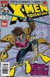 Cover for X-Men Adventures [II] (Marvel, 1994 series) #6 [Newsstand]