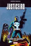 Cover for Marvel Série I (Levoir, 2012 series) #10 - Justiceiro - Diário de Guerra