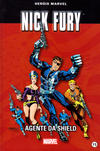 Cover for Marvel Série I (Levoir, 2012 series) #15 - Nick Fury - Agente da SHIELD