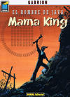 Cover for Pandora (NORMA Editorial, 1989 series) #54 - El hombre de Java. Mama King