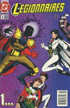 Cover for Legionnaires (DC, 1993 series) #2 [Newsstand]