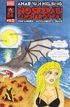 Cover for Ahab Van Helsing vs Nosferatu Carcharodon (Saturday Morning Entertainment, 2016 series) #3
