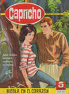 Cover for Capricho (Editorial Bruguera, 1963 ? series) #30