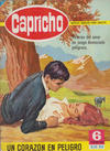 Cover for Capricho (Editorial Bruguera, 1963 ? series) #98