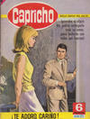 Cover for Capricho (Editorial Bruguera, 1963 ? series) #123