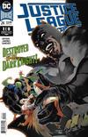 Cover for Justice League (DC, 2018 series) #24 [Jorge Jimenez Cover]
