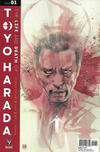 Cover Thumbnail for The Life and Death of Toyo Harada (2019 series) #1 [Cover C - David Mack]