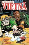 Cover for O Conflito do Vietnã (Editora Abril, 1988 series) #17