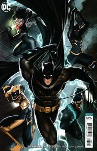 Cover Thumbnail for Batman and the Outsiders (DC, 2019 series) #1 [Stjepan Šejić]