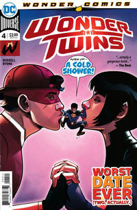 Cover Thumbnail for Wonder Twins (DC, 2019 series) #4