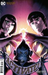 Cover Thumbnail for Wonder Twins (DC, 2019 series) #4 [Rafael Albuquerque Cover]