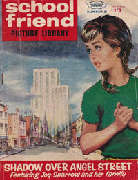 Cover Thumbnail for School Friend Picture Library (Amalgamated Press, 1962 series) #31